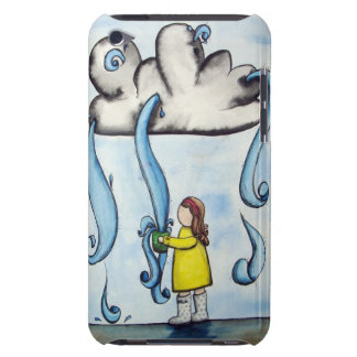 """My Cup Overflows"" iPod Touch Case"
