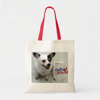 My Cute Chihuahua, Ms Cutie Smile Bag