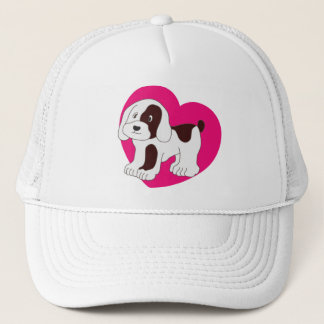 My Cute Dog Trucker Hat