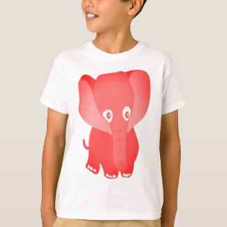 My Cute Elephant T-Shirt