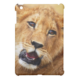 My cute lion face iPad mini covers