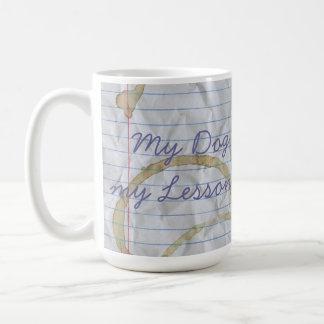 My Dachshund Ate my Lesson Plan Coffee Mug