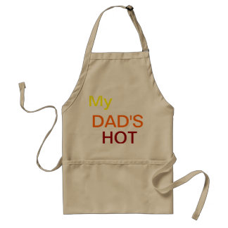 My Dad Adult Apron