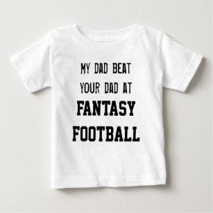 7ccde0ce5 Football Dad T-Shirts - T-Shirt Design & Printing | Zazzle