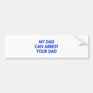 my-dad-can-arrest-your-dad-2-fut-blue.png pegatina para auto