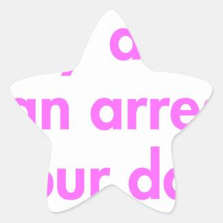 my-dad-can-arrest-your-dad-fut-pink.png pegatina en forma de estrella