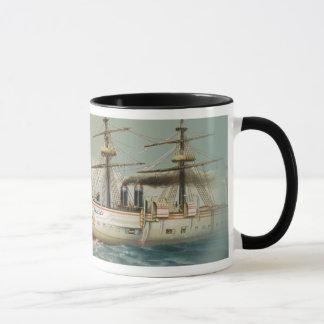 My Dad Captain Mug