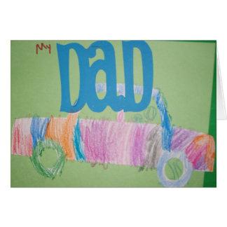 My Dad Card