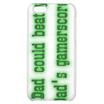 My Dad could beat your Dad Gamerscore iPhone4 Case Cover For iPhone 5C