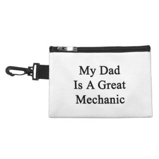 My Dad Is A Great Mechanic Accessory Bag