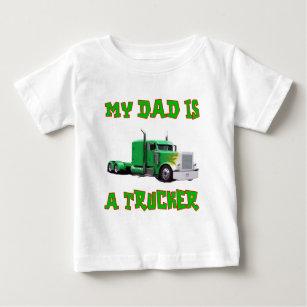 e60792da Dad Trucker T-Shirts - T-Shirt Design & Printing | Zazzle