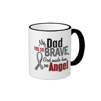 My Dad Is An Angel 1 Brain Cancer Mug