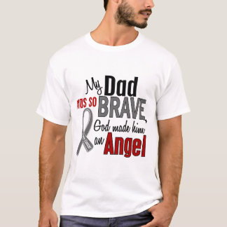 My Dad Is An Angel 1 Brain Cancer T-Shirt