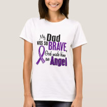 My Dad Is An Angel Pancreatic Cancer T-Shirt