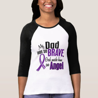 My Dad Is An Angel Pancreatic Cancer T Shirt