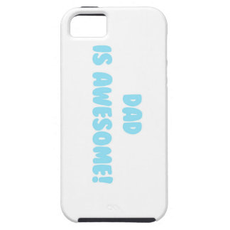 My Dad is Awesome in Blue iPhone SE/5/5s Case