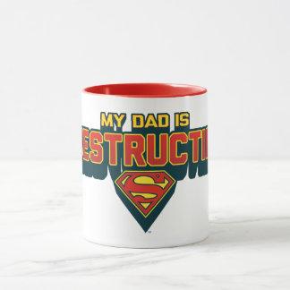 My Dad is Indestructible Mug