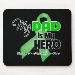 My Dad is My Hero - SCT BMT Mousepads