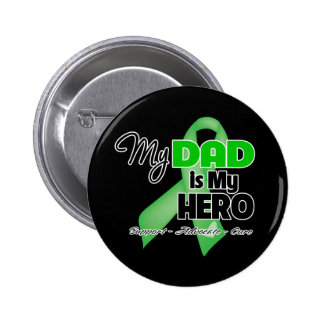 My Dad is My Hero - SCT BMT Pinback Button