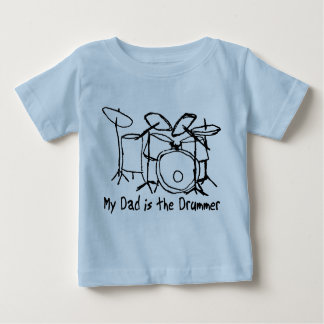 My Dad is the Drummer Shirt