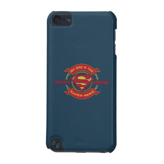 My Dad is the World's Greatest Super Hero iPod Touch (5th Generation) Covers