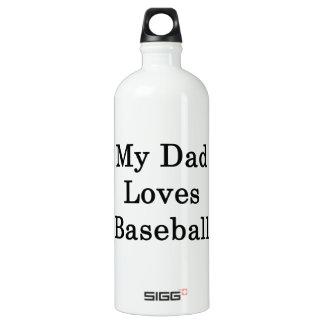 My Dad Loves Baseball SIGG Traveler 1.0L Water Bottle
