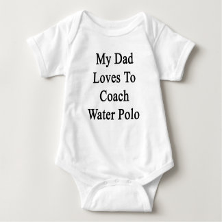 My Dad Loves To Coach Water Polo