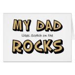 My Dad Rocks Cards