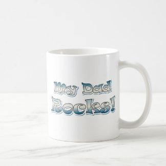 My Dad Rocks! Coffee Mug