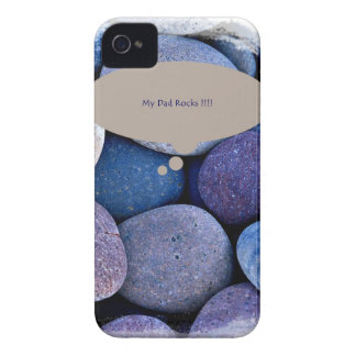 My Dad Rocks Father's Day Gifts Case-Mate iPhone 4 Case