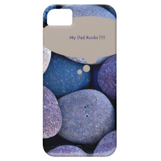 My Dad Rocks Father's Day Gifts iPhone 5 Cases
