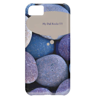 My Dad Rocks Father's Day Gifts Cover For iPhone 5C