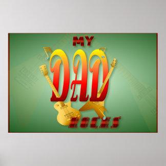 My Dad Rocks! Poster