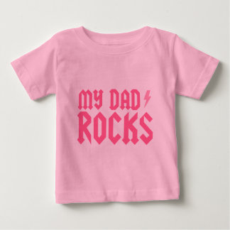 My Dad Rocks Shirt