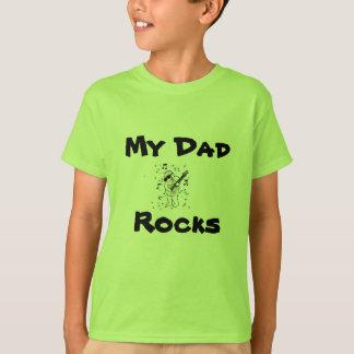 My Dad Rocks T-Shirt