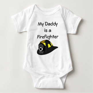My Daddy is a Firefighter Tees