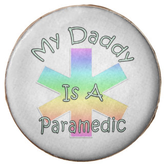My Daddy Is A Paramedic Chocolate Covered Oreo