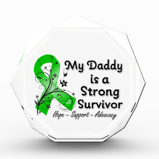 My Daddy is a Strong Survivor Green Ribbon Awards