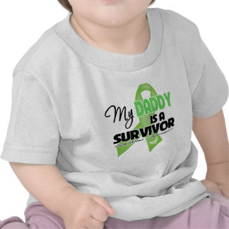 My Daddy is a Survivor - Lymphoma T-shirt