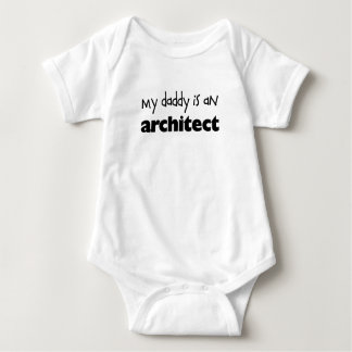 My Daddy is an Architect Infant Creeper