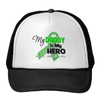 My Daddy is My Hero - Kidney Cancer Trucker Hat