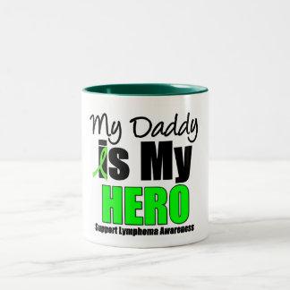My Daddy is My Hero Mugs