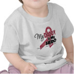 My Daddy is My Hero - Multiple Myeloma T Shirt