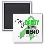 My Daddy is My Hero - SCT BMT Refrigerator Magnet