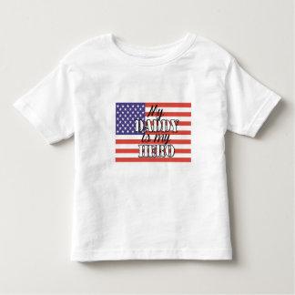 My Daddy is my Hero T Shirt