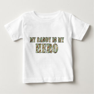 My Daddy Is My Hero T-shirts