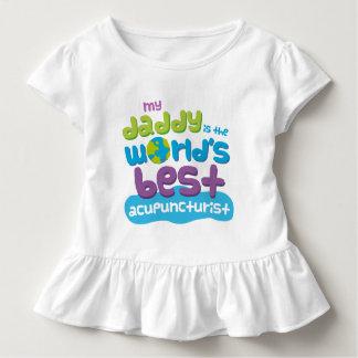 My Daddy is the Worlds Best Acupuncturist t-shirt