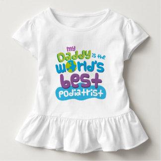 My Daddy is the Worlds Best Podiatrist t-shirt