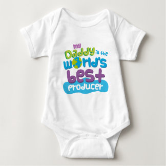 My Daddy is the Worlds Best Producer t-shirt