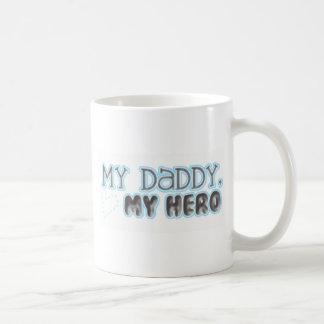 my daddy my hero coffee mug
